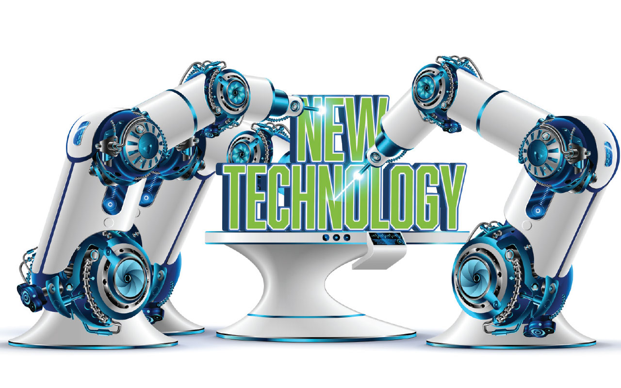 New Technology: Robots, 3D Printers, and More