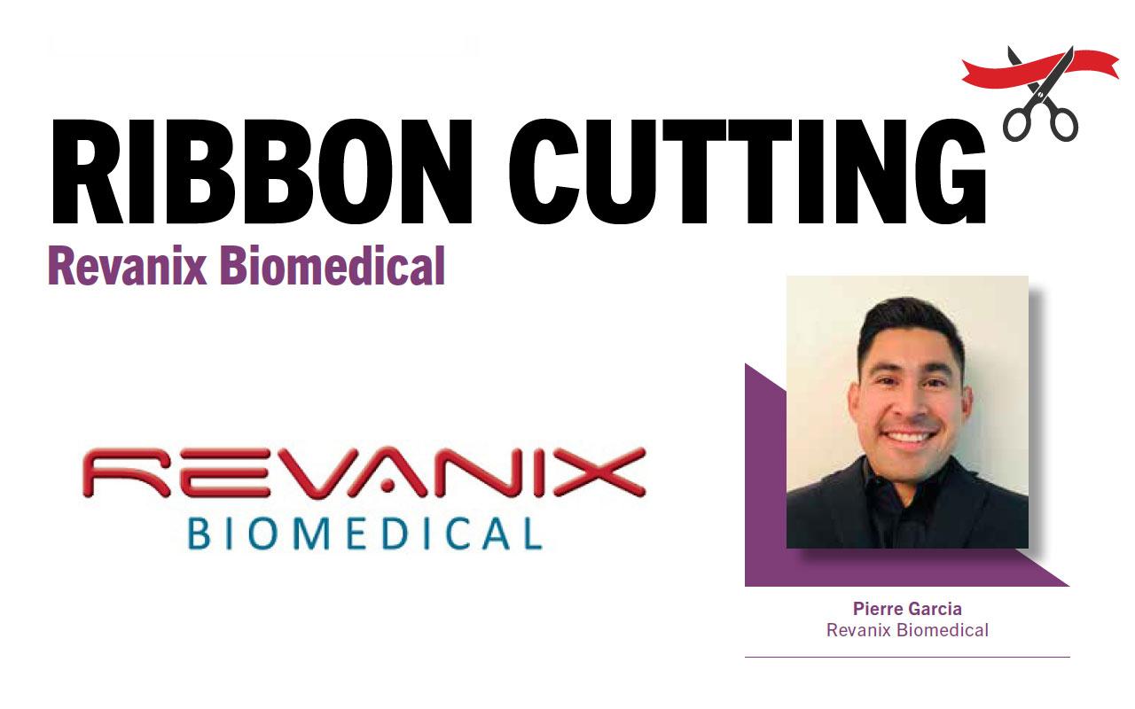 Ribbon Cutting: Revanix Biomedical