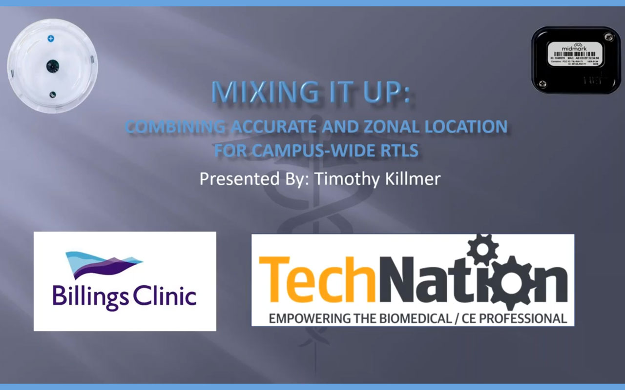 Mixing it Up: Combining Accurate and Zonal Location for Campus-Wide RTLS