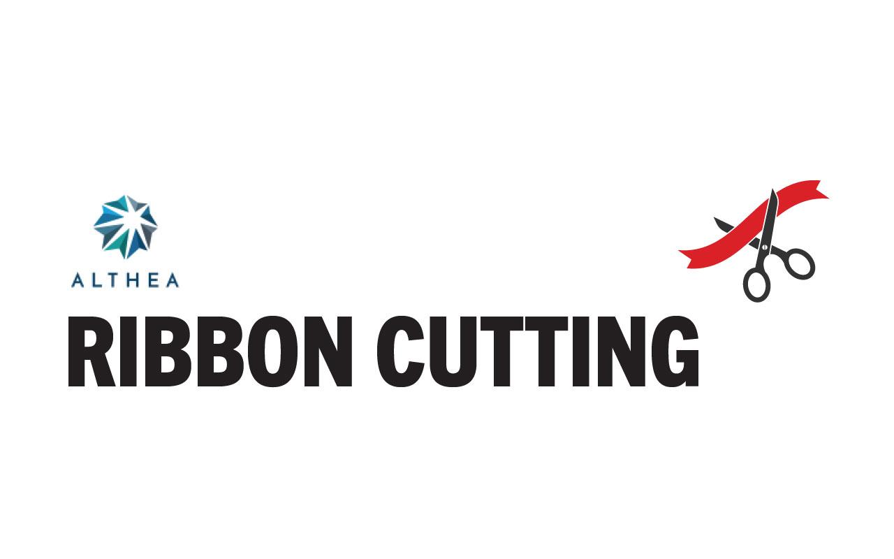 Ribbon Cutting: Althea