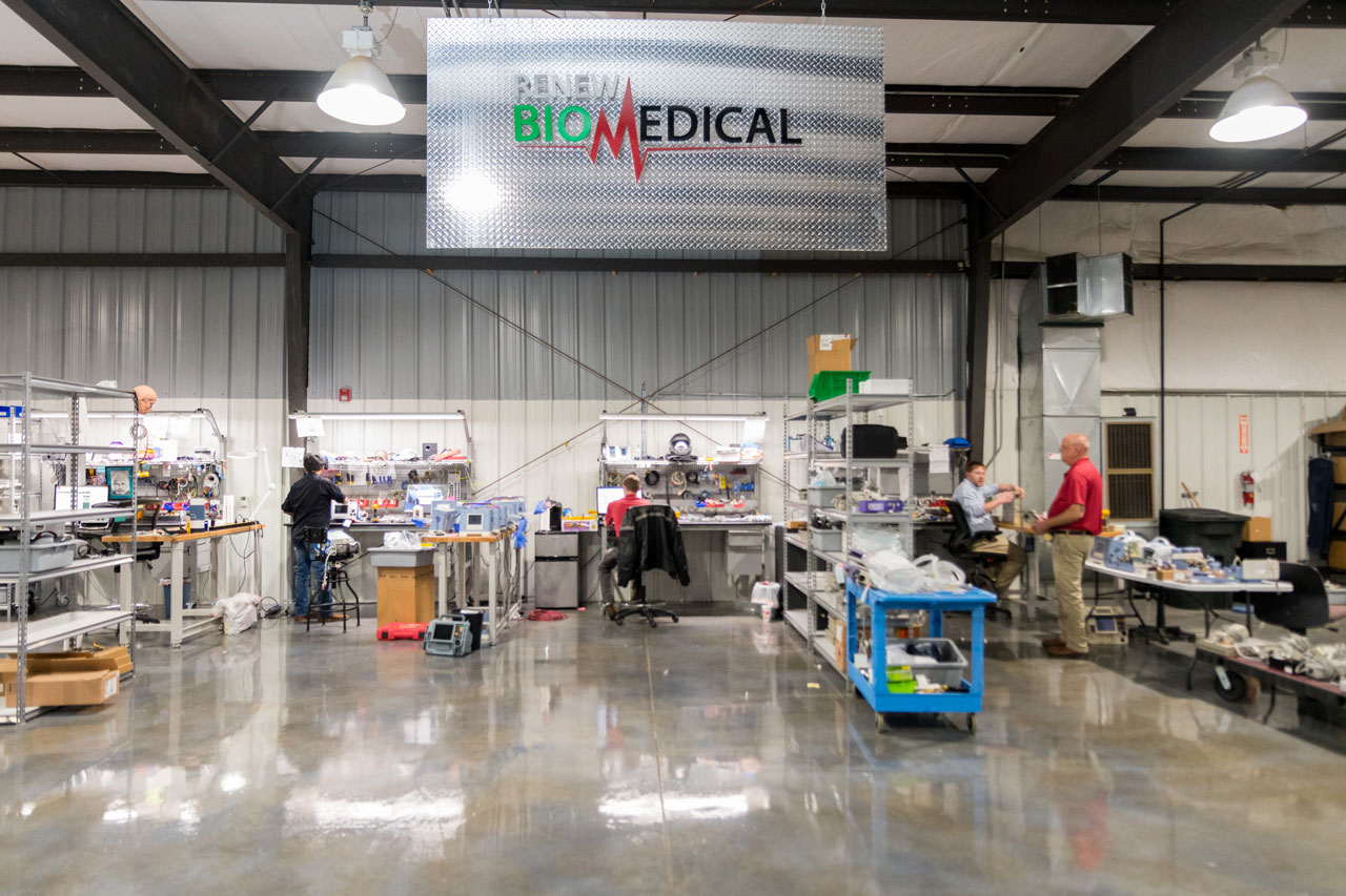 ReNew Biomedical to Expand Operations