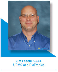 Jim Fedele, CBET