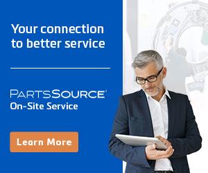 PartsSource On-Site Service