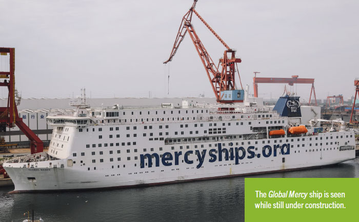 Mercy Ships Biomedical Department