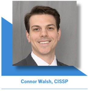 Connor Walsh, CISSP