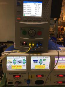 Rigel Uni-Therm electrosurgical analyzer