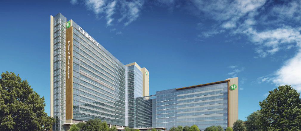Department of the Month: Children's Healthcare of Atlanta Clinical Engineering and Central Equipment Department