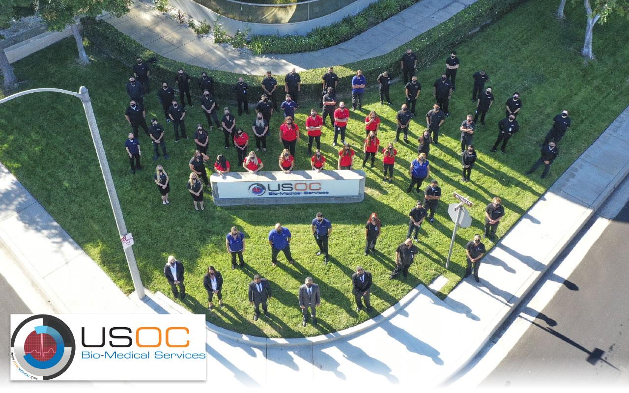 Company Showcase: USOC Bio-Medical Services