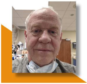 John A. Eidson, senior CBET at Saint Joseph London, Catholic Health Initiatives