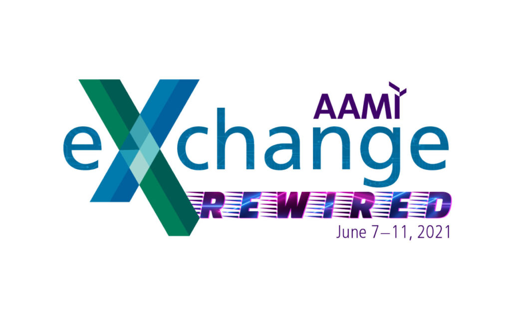 What's Happening at AAMI eXchange REWIRED