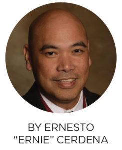 """Ernesto """"Ernie"""" Cerdena"""
