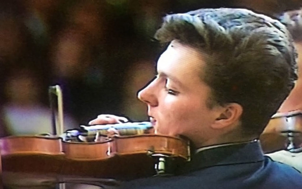 Shifting Gears: Violin Virtuoso with a Multimeter