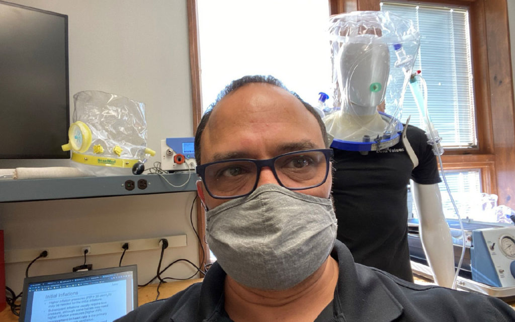 ECRI Update: Respiratory Assistance Helmets: A Noninvasive Ventilation Option during COVID-19 … and Beyond?