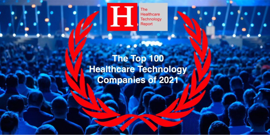 Report: Vizzia Among Top 100 Healthcare Technology Companies