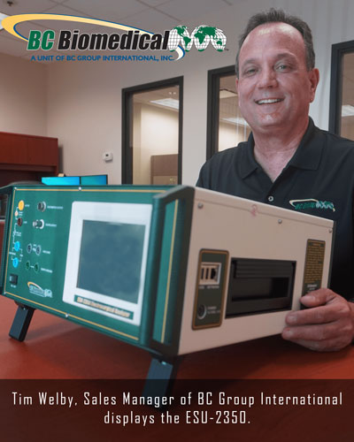 BC Group Launches ESU-2350 Electrosurgical Analyzer