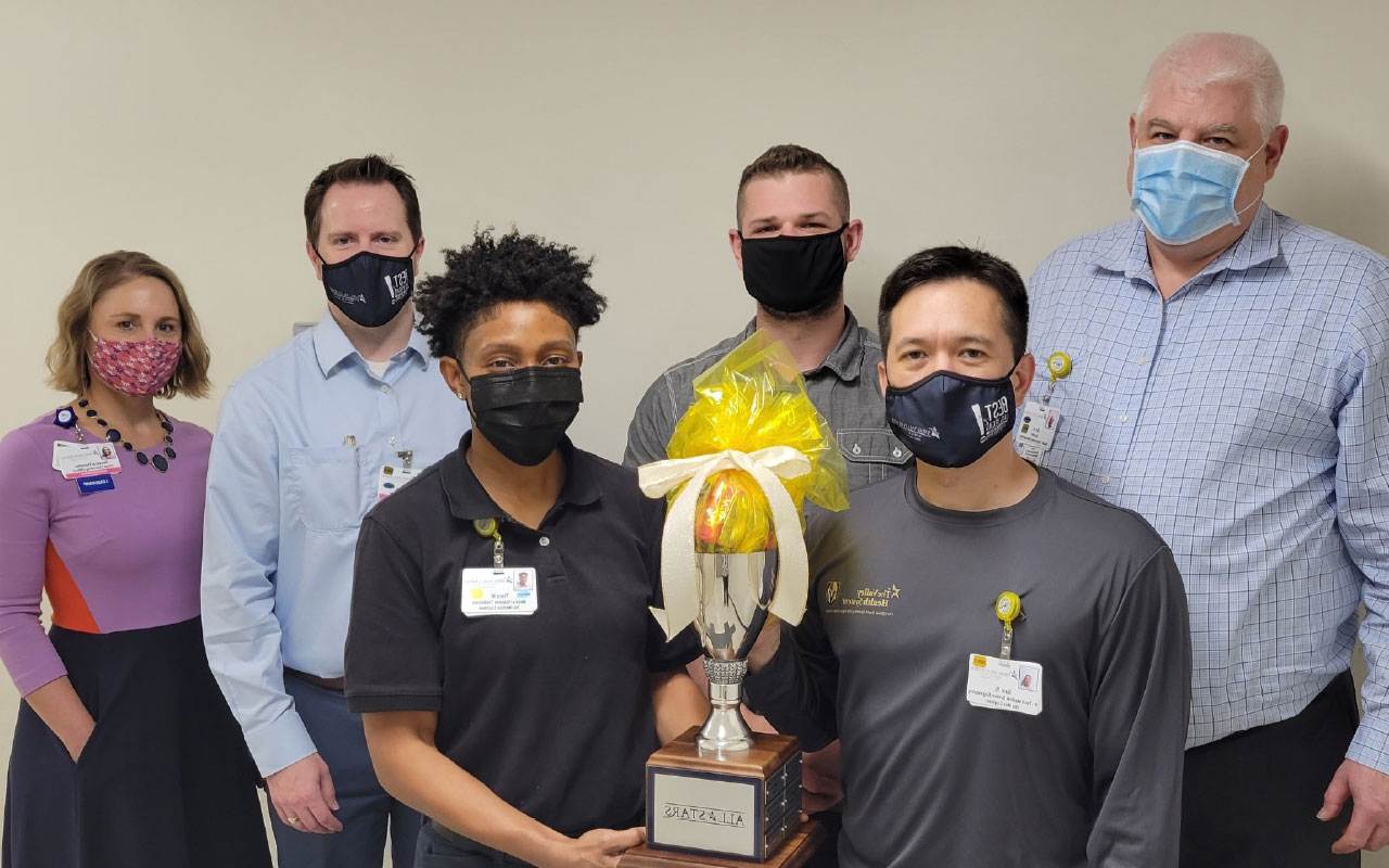 Department of the Month The Spring Valley Hospital HTM Department