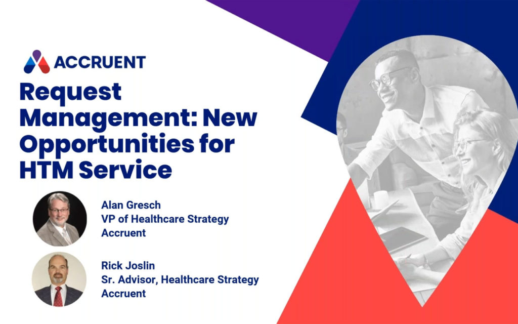 Request Management: New Opportunities for HTM Service Expansion - Accruent